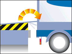 Гидравлические уравнительные платформы Alutech/Novodoc L300 с откидной аппарелью
